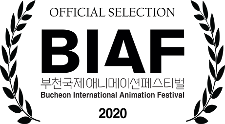 Official Selection Bucheon International Animation Festival 2020